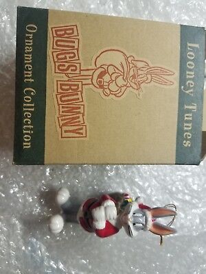 1994 Looney Tunes Bugs Bunny Ornament