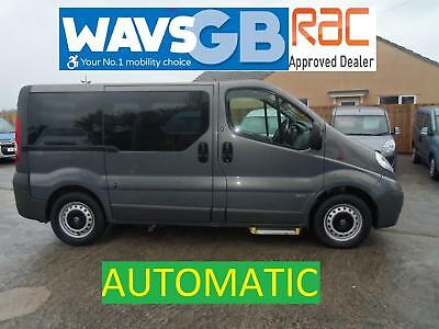 Vauxhall Vivaro 2.0CDTi Auto Mobility Wheelchair Access Vehicle Disabled WAV