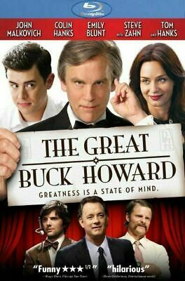 The Great Buck Howard [Blu-ray] New and Factory Sealed!!