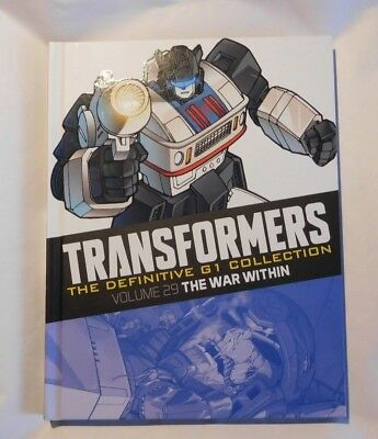 Transformers - The Definitive G1 Collection Vol 29 The War Within