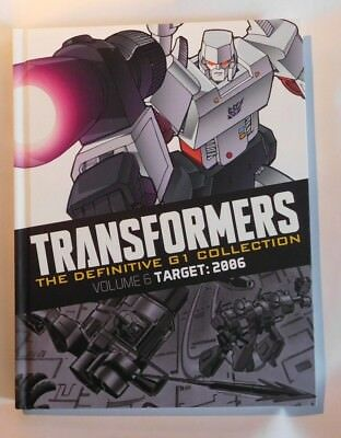 Transformers - The Definitive G1 Collection Vol 6 Target: 2006 + Booklet/Poster