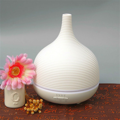 500ml Aromatherapy Essential Oil Diffuser Cool Mist 4-IN-1 Humidifier Ultrasonic