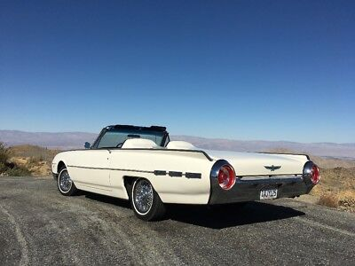 1962 Ford Thunderbird Sports Roadster 1962 ford thunderbird Sports Roadster