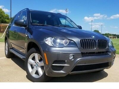 2011 BMW X5 1 OWNER Cold Weather & Premium Package 64K MILES 2011 BMW X5 xDrive50i AWD 4dr SUV 64,000 Miles Gray SUV 4.4L V8 Twin Turbocharge
