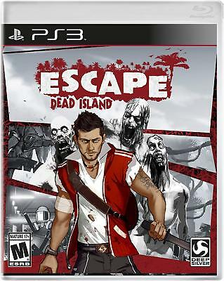 BRAND NEW Escape Dead Island Sony PlayStation 3 PS3 Zombie Game SEALED