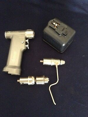 ConMed Linvatec Pro6202 Hall M Power Dual trigger w/ Pro2041 Pro6232 & Battery