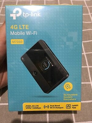 TP-Link 4G LTE Mobile Wi-Fi M7350 Brand New In Box Free Shipping