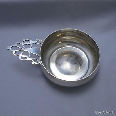 Tiffany & Co. Sterling Silver Porringer Bowl Colonial Reproduction #AD321