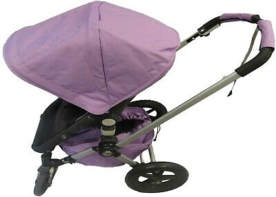 Light Purple Canopy Shade Wires Basket for Bugaboo Cameleon 1 2 3 Frog Strollers