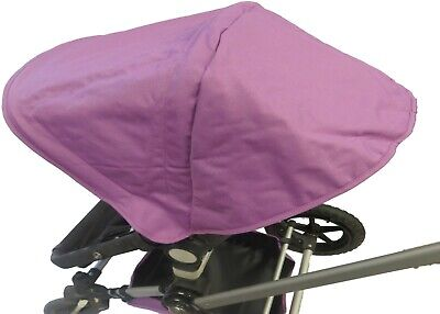 Purple Canopy Sun Shade Wires for Bugaboo Cameleon 1 2 3 Frog Baby Strollers NEW