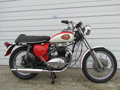 Other Makes: A65 Lightning BSA A65 Lightning Motorcycle