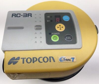 Topcon RC-3R Total Station Survey Prism A7 ...AS IS