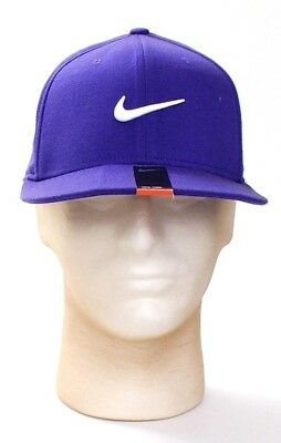 a2c6f429bacf9 NIKE TRUE PURPLE Flex Baseball Cap Hat Unisex Adult One Size NWT ...
