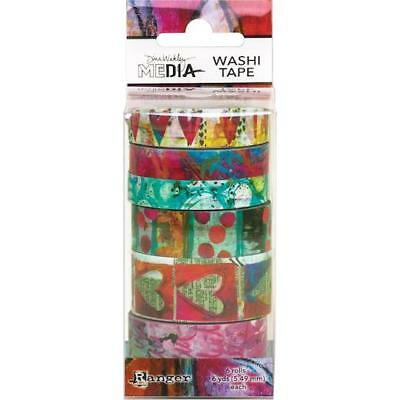 Dina Wakley Media Washi Tape