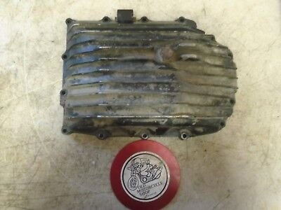 1982 Honda Cb750 Dohc Oil Pan With Drain Plug