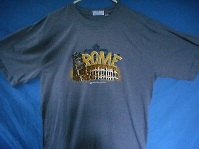 Princess Cruise Line to Rome Gray XL/XXL TALL