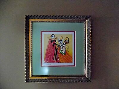 Mary Engelbreit, Mardi Gras Limited Edition Print, signed and numbered