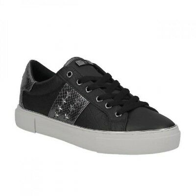 Baskets pour femme Scarpe GUESS Donna SNEAKERS TRENDY NERO