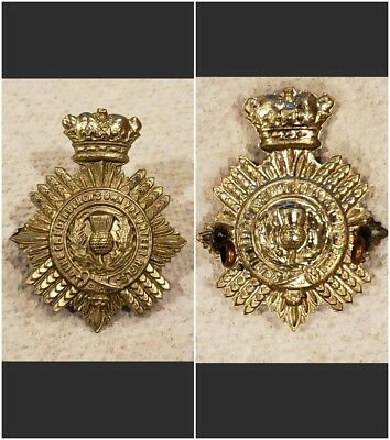 Wwi Duke Of Edinburghs Own Volunteer Rifles Cap Badge