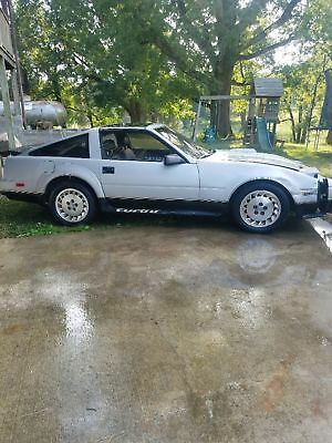 1984 Nissan 300ZX  1984 Nissan 300ZX 50th Anniversary Limited Edition