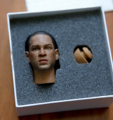 "Custom Head Will Smith For 1/6 Scale Male 12"" Action Figure 1:6 Model Toy"