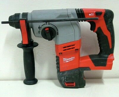 Milwaukee 18V Li-Ion Cordless SDS Plus Rotary Hammer Drill HD18 H - Tool Only -