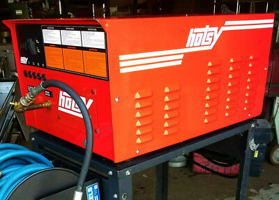 HOTSY PRESSURE WASHER Electric 2.8GPM @ 1000PSI Cart, hose, new tips, EC NICE!!!