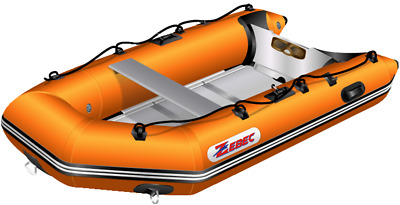 Inflatable Dinghy or Tender Boat