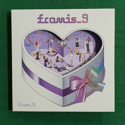 [Pre-Owned/ No Photocard] Fromis_9 Special Single Album - From.9 Geunine Kpop