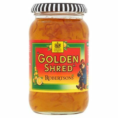 UK Grocery - ROBERTSONS GOLDEN SHRED MARMALADE SPREAD 454g, sandwich