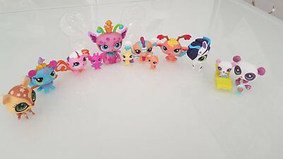 Littlest Pet Shop Figuren