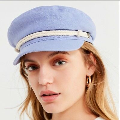 NWT BRIXTON+ URBAN Outfitters UO Fiddler Lavender Fisherman Hat ... 1e8698192765