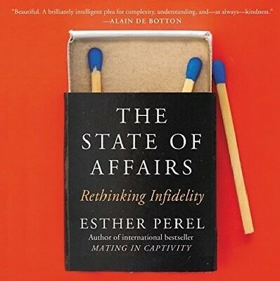 The State of Affairs: Rethinking Infidelity by Esther Perel (AUDIO BOOK)
