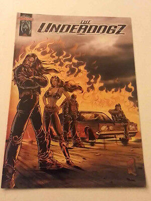 ROCK HARD Special: THE UNDERDOGZ v. Jan Meininghaus (Metal Comic; 16 S.; ca2000)