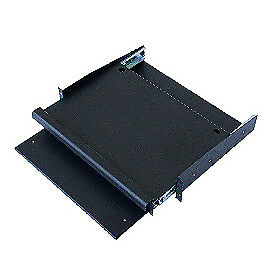 NEW RCLB-KBP CFE60, LINKBASIC 2RU SLIDING KEYBOARD SHELF WITH MOUSE TRAY....e.