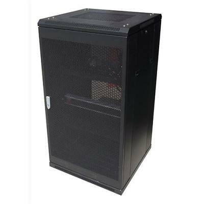 NEW RCLB-NCB22U-68-DDA NCB22-68-DDA, LINKBASIC 22RU 800MM DEPTH SERVER RACK.e.