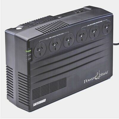 NEW UPPS-G750 PSG750, POWERSHIELD SAFEGUARD 750VA/450W LINE INTERACTIVE, PO.e.