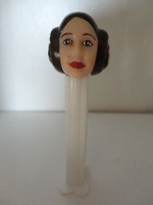 Pez Dispenser Lucas Star Wars Princess Leia 1997 Hungary