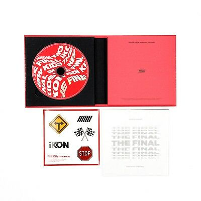 [iKON] NEW KIDS : The Final [Red ver.]/Album without Photocard