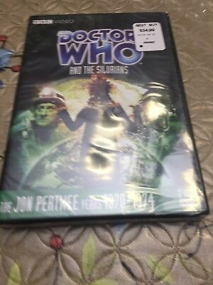 Doctor Who: Doctor Who and The Silurians Story 52