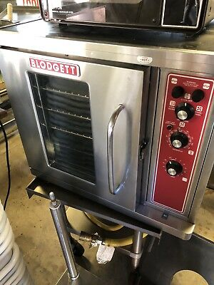 Used Blodgett CTBR BASE Half Size Electric Convection Oven works great