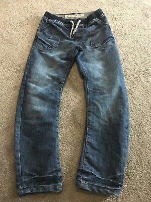 Boys Arc Leg Fit Jeans Age 9-10 Years