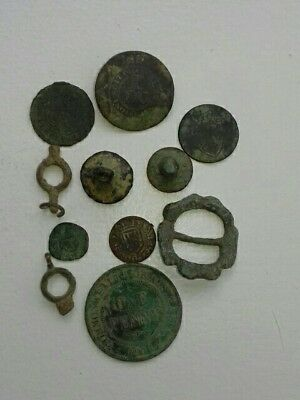 A Collection Of Detecting Finds