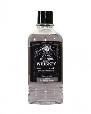 HAPPY HOUR AFTER SHAVE WHISKEY DOPOBARBA LENITIVO 400 ml - BHN barba