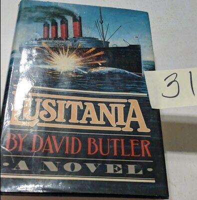 Cunard Line Lusitania 3 Book Lot On The Disaster. Fantastic Value!!!