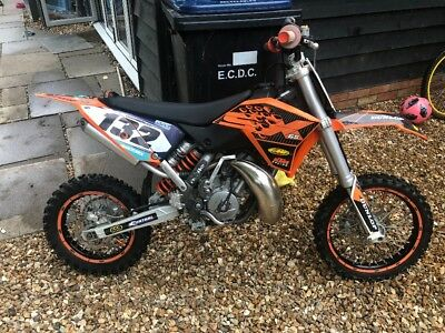 ktm sx 65 sx65 kid s junior motocross bike 2013 1 100 00 2013 KTM 85 SX Review ktm sx 65 sx65 kid s junior motocross bike 2013