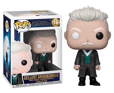 Fantastic Beast The Crimes Of Grindelwald Pop! Animali Fantastici E Dove Tr...