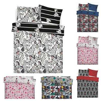 New Disney  Rotary Designs Soft Comfortable Duvet Quilt Cover Set +Pillow Case