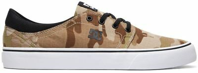 DC Trase TX SE Camo Mens Skate Trainers Shoes