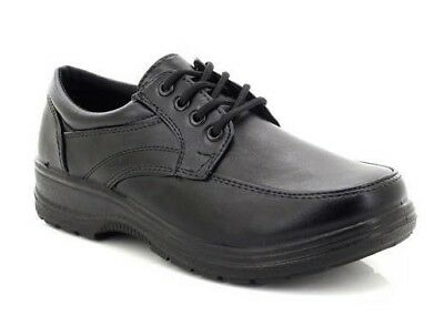 Dr Patrick Extra Wide Fit Casual Orthopaedic Lace Up Shoes Size 6-12 DP818
